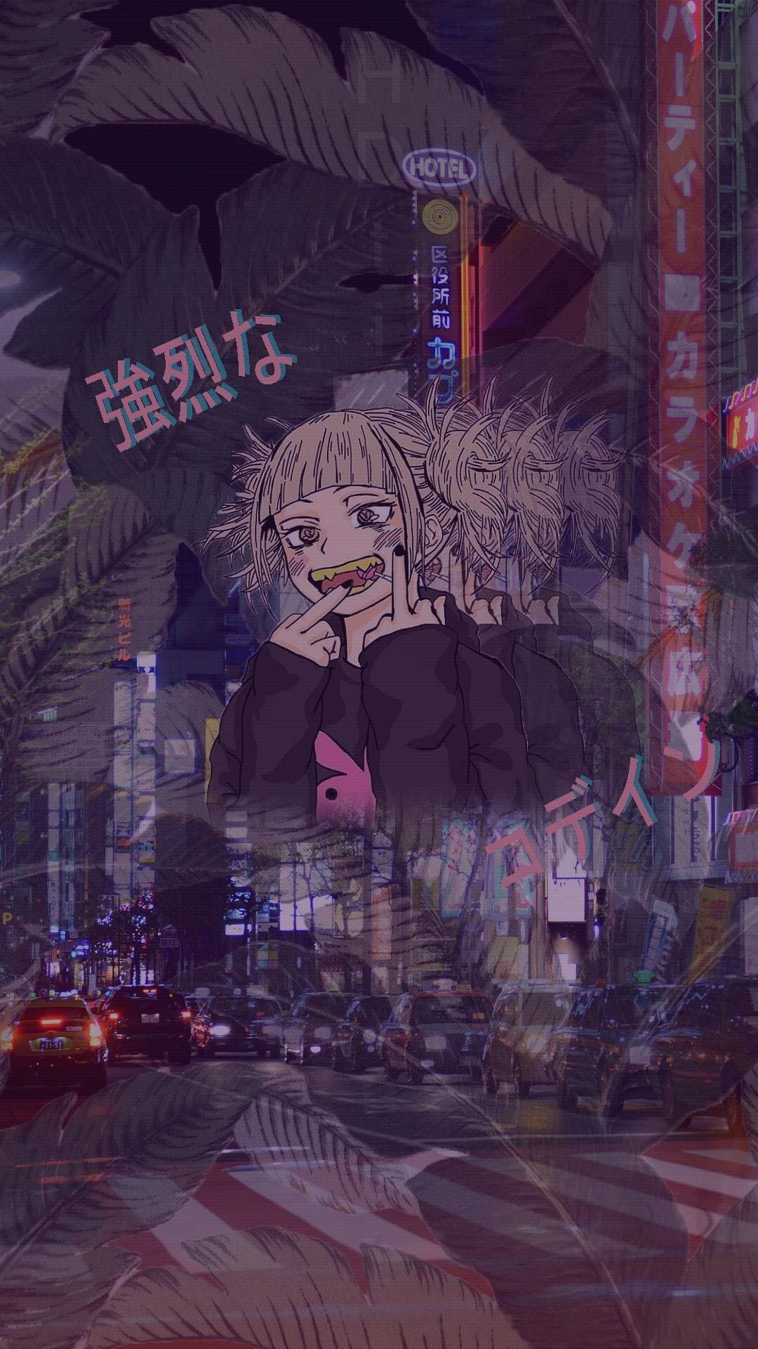 Anime Aesthetic Wallpapers Top Free Anime Aesthetic Backgrounds Wallpaperaccess