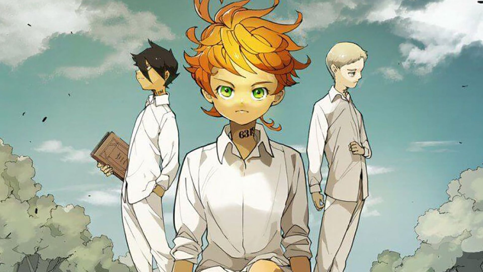 the promised neverland wallpapers top