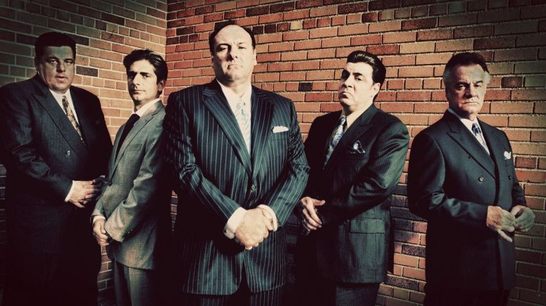 The Sopranos Wallpapers - Top Free The Sopranos Backgrounds -  WallpaperAccess