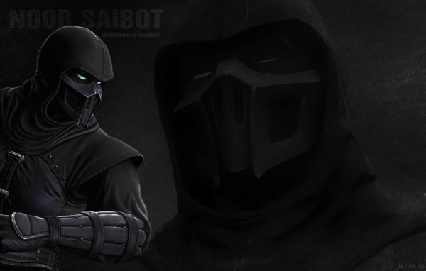 Mortal Kombat Noob Saibot Wallpapers - Top Free Mortal ...