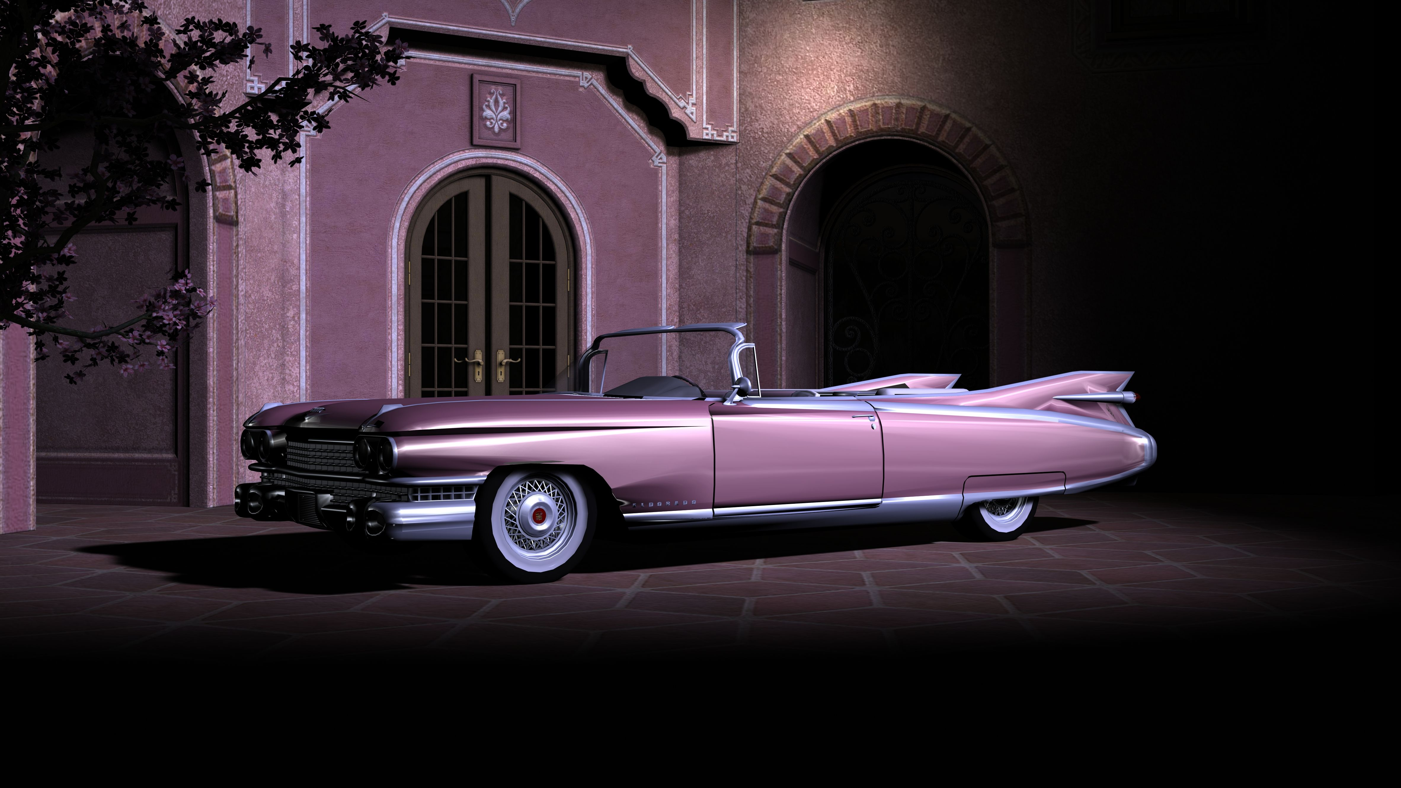 If you're tired of seeing the same wallpaper on your desktop each day, you can use a feature introduced in windows 7 to automatically update it on a daily basis. Pink Cadillac Desktop Wallpapers - Top Free Pink Cadillac
