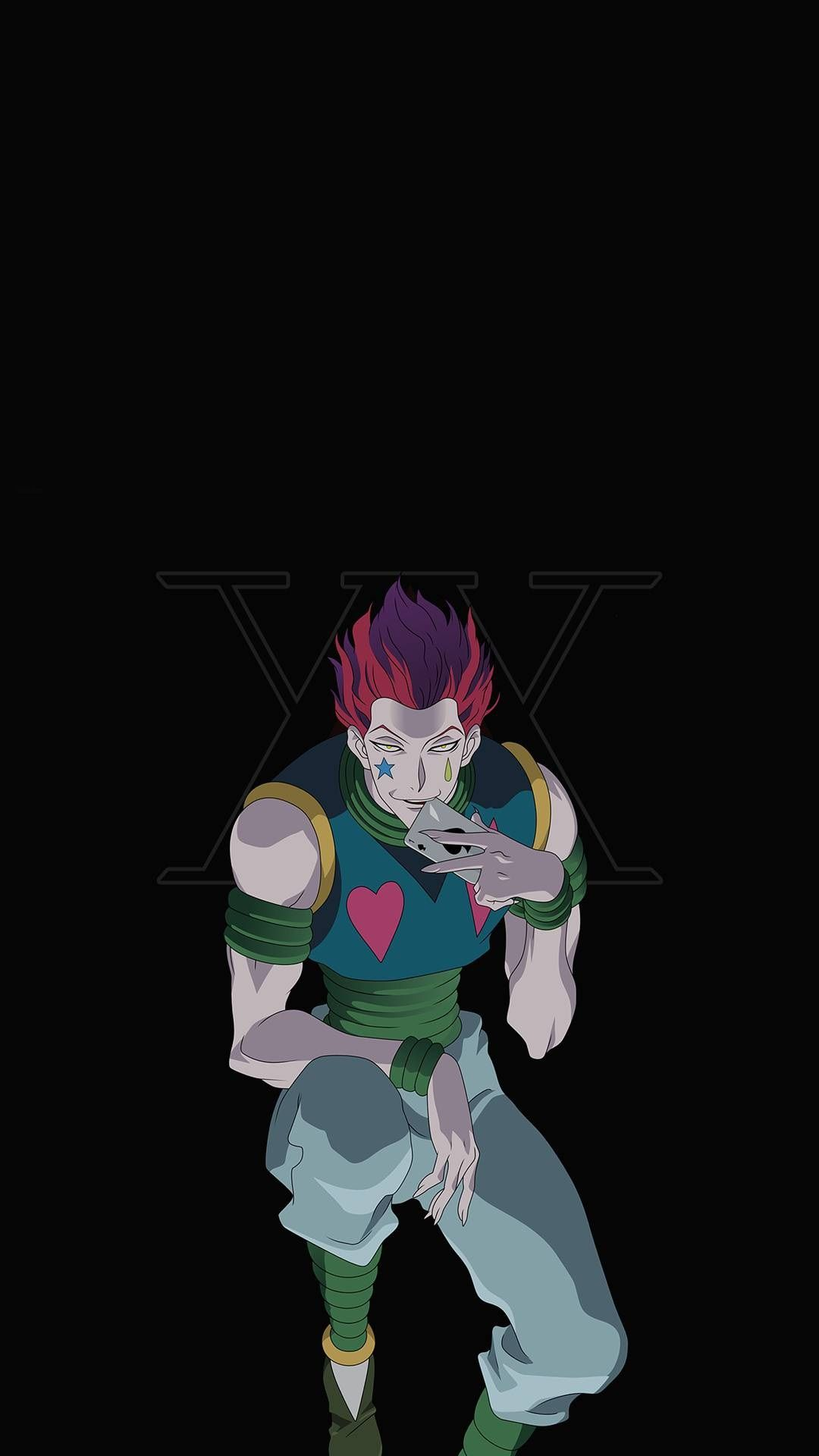 Shuffle all hunter x hunter pictures (randomized background images) or. Hunter X Hunter iPhone Wallpapers - Top Free Hunter X ...