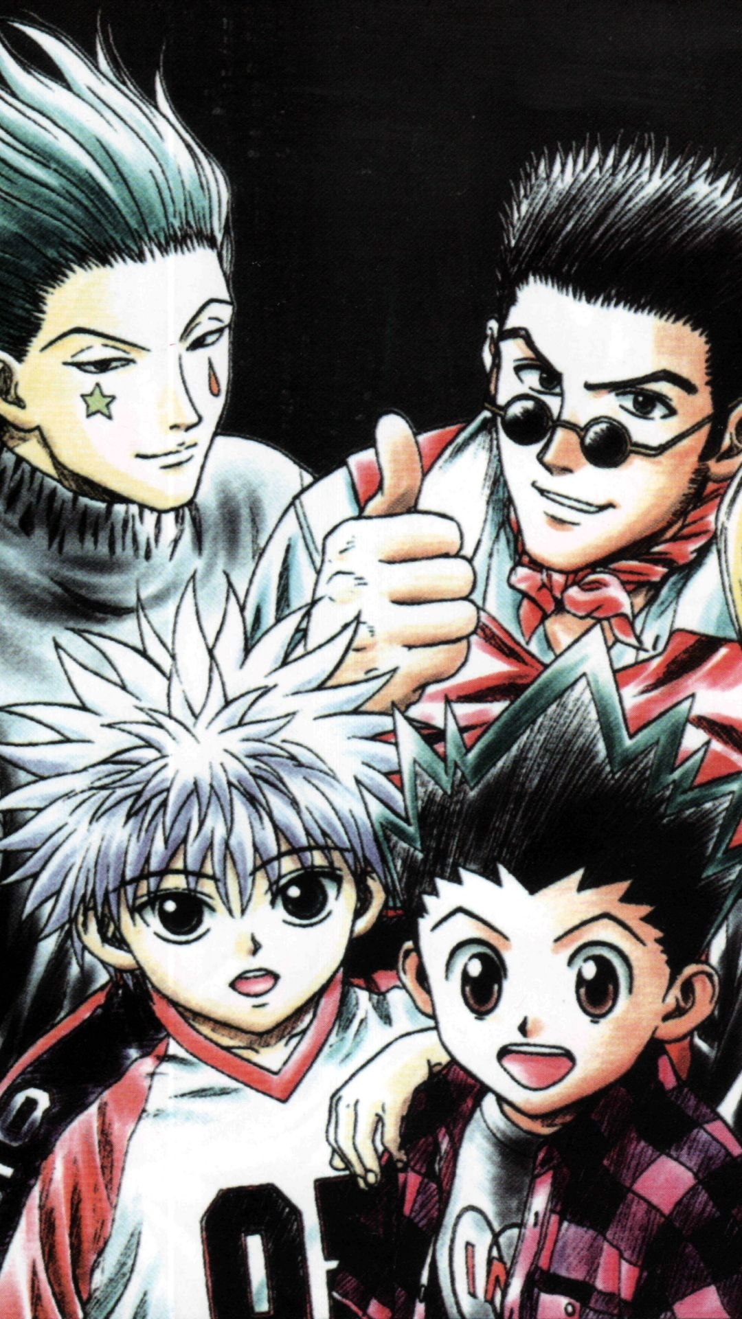 33 hunter x hunter high quality wallpapers for your pc mobile phone ipad iphone. Hunter X Hunter iPhone Wallpapers - Top Free Hunter X ...