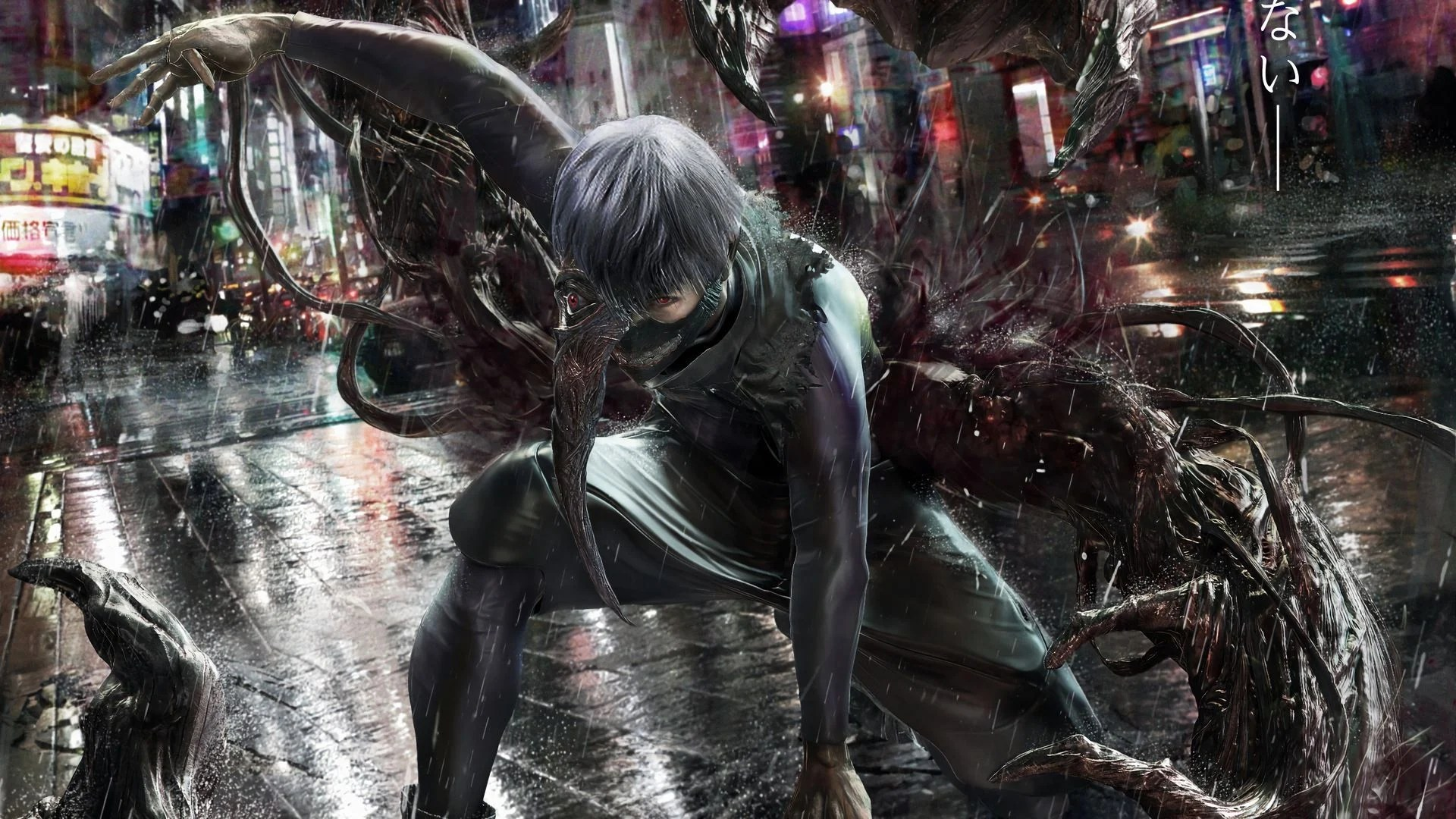 100 tokyo ghoul live wallpapers for wallpaper engine windows pc more live wallpapers: 31+ Live Wallpaper Anime Tokyo Ghoul - Anime Top Wallpaper