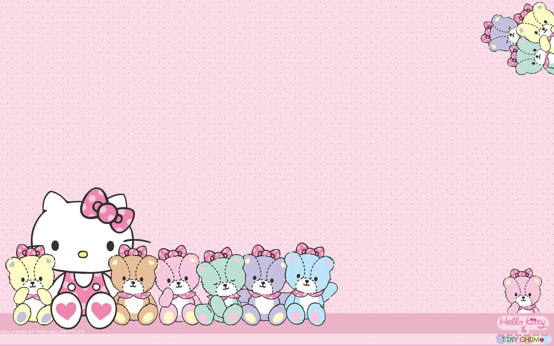 happy birthday hello kitty wallpapers