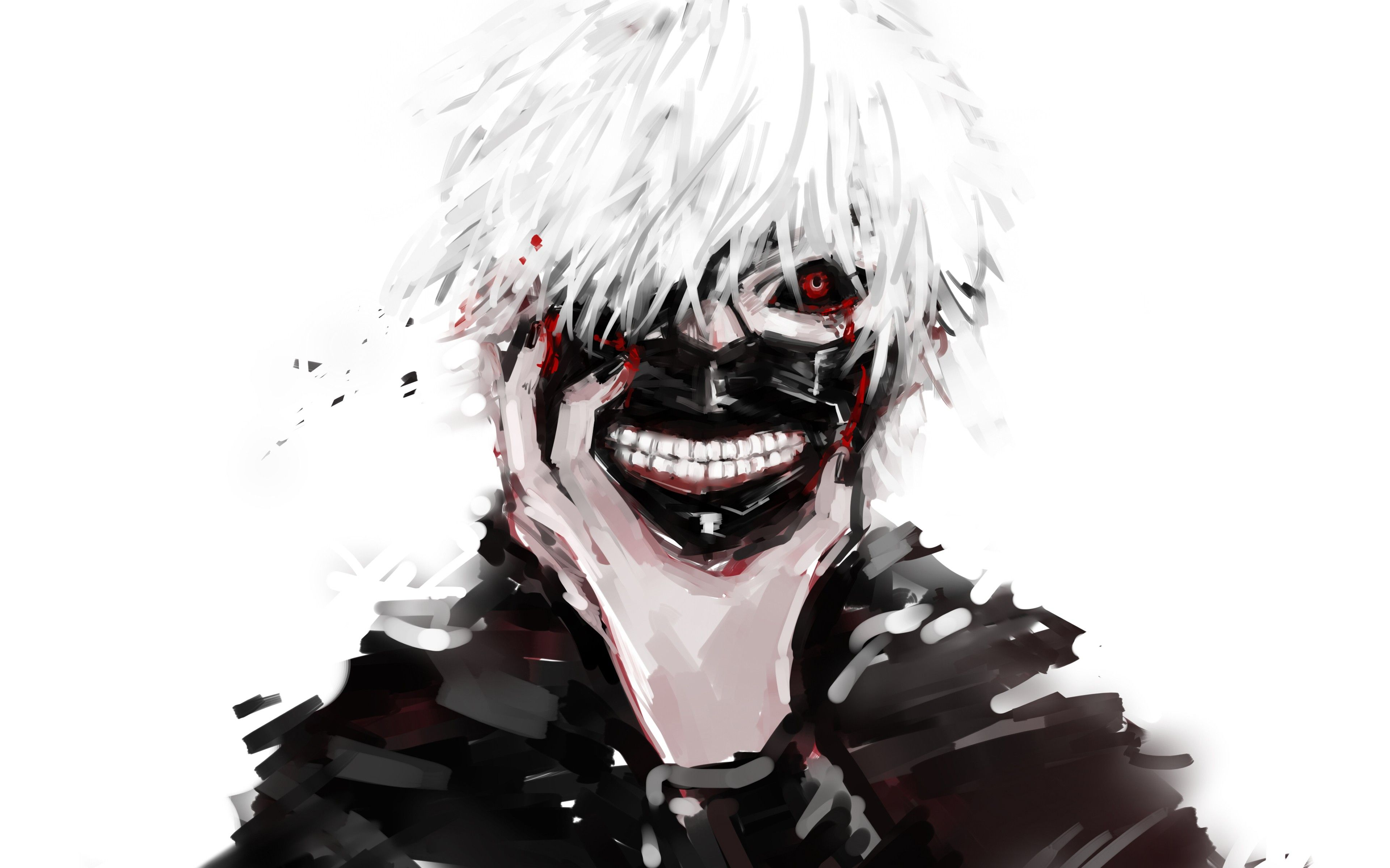 Your iphone's wallpaper doesn't have to be a boring still image. 4K Tokyo Ghoul iPhone Wallpapers - Top Free 4K Tokyo Ghoul ...