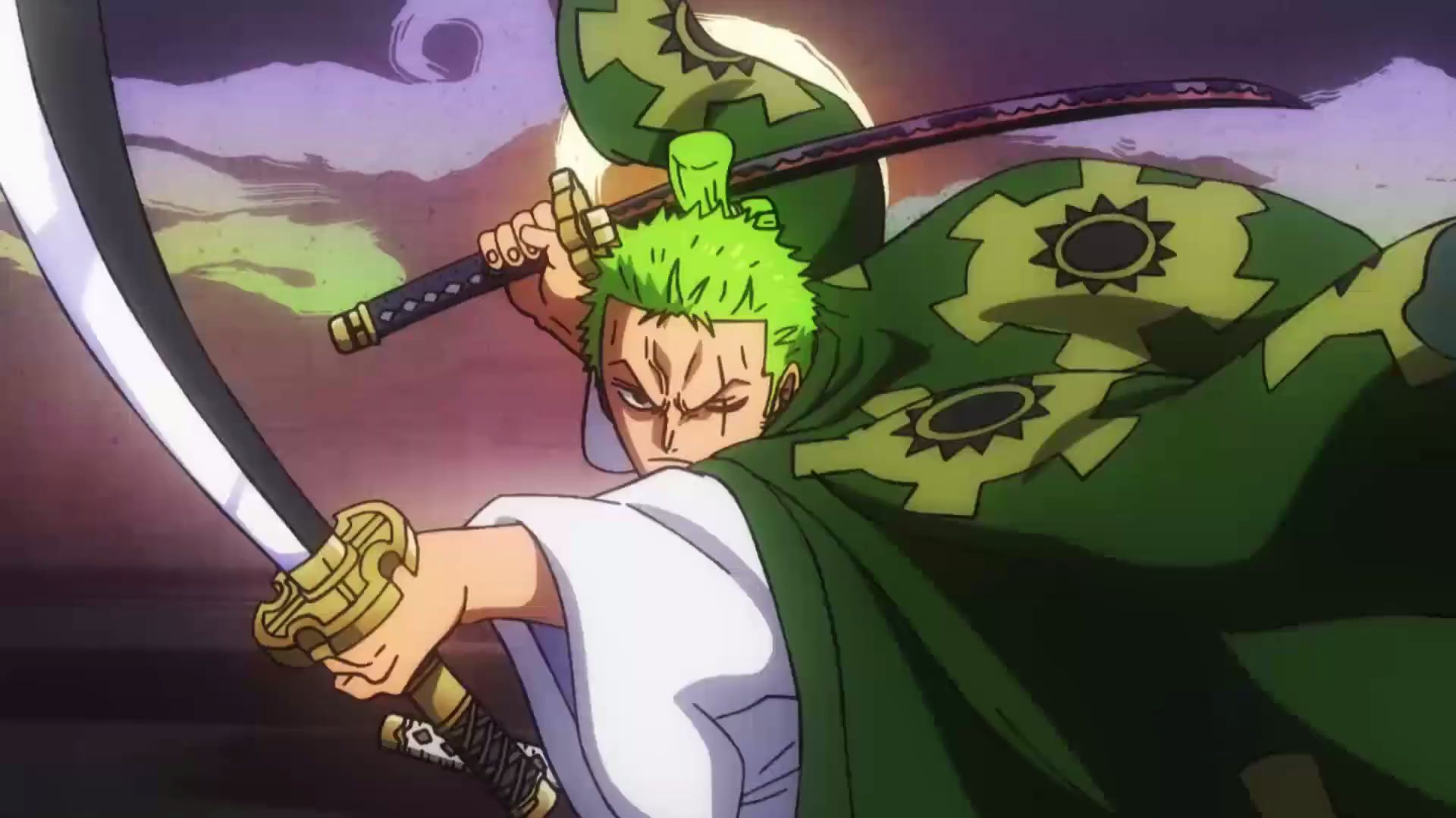 The wano country arc is going to finish soon and while that happens. Zoro Wano Wallpapers Top Free Zoro Wano Backgrounds Wallpaperaccess