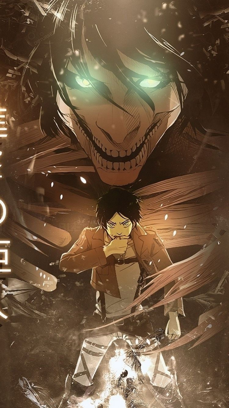 There are some amazing characters in the attack on titan anime series but also plenty who need to die asap. Attack On Titan iPhone Wallpapers - Top Free Attack On ...