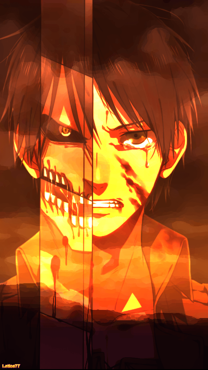 The media is focused on how the droid compares against the iphone as a device, but it is iphone as an operating system that is under seige. Attack On Titan iPhone Wallpapers - Top Free Attack On ...