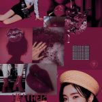 Red Velvet Aesthetic Wallpapers Top Free Red Velvet Aesthetic Backgrounds Wallpaperaccess