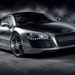 Black Audi R8 Wallpapers Top Free Black Audi R8 Backgrounds Wallpaperaccess