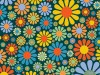 Hippie Flower Wallpaper