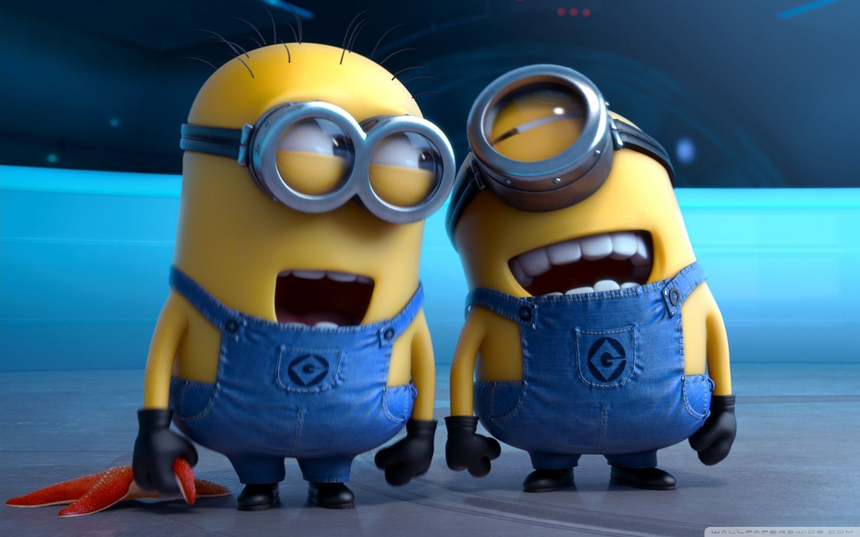 64 best free minion wallpapers - wallpaperaccess