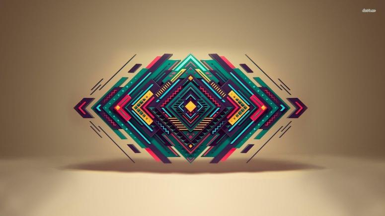 HD Geometric Wallpapers - Top Free HD Geometric Backgrounds -  WallpaperAccess