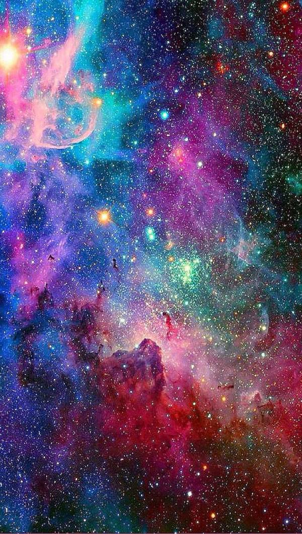 Colorful Galaxy Wallpapers - Top Free Colorful Galaxy ...