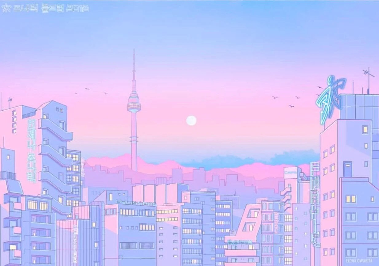 303c is a simple, yet elegant computer chassis crafted from steel and tempered glass. Pink Anime Aesthetic Desktop Wallpapers - Top Free Pink ...