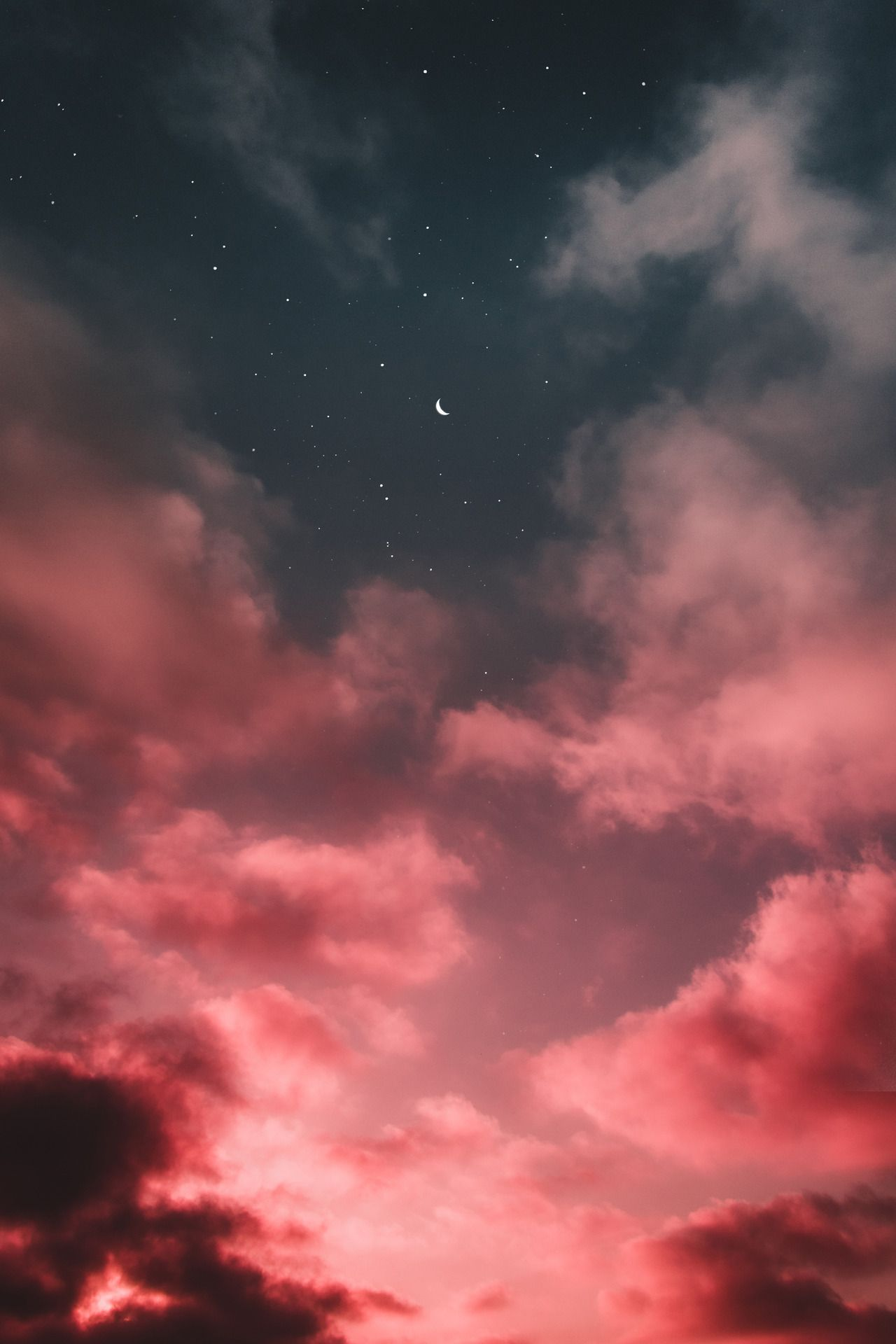 Creating aesthetically pleasing home screens is the new cool thing. Pink Sky Aesthetic Pastel Wallpapers - Top Free Pink Sky ...