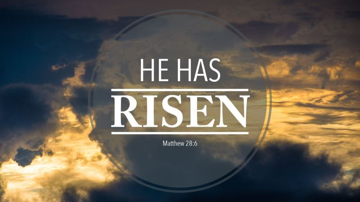 Christ is Risen Wallpapers - Top Free Christ is Risen Backgrounds -  WallpaperAccess