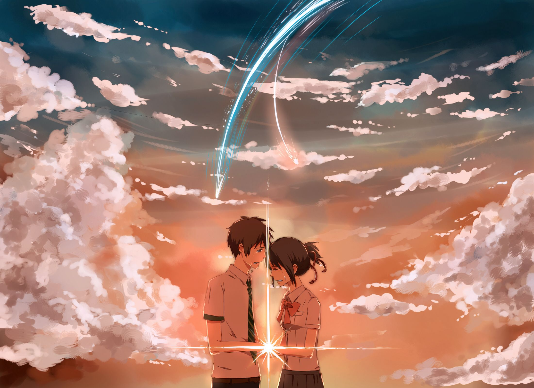 Alternatively referred to as a animated wallpapers can break up the. Kimi No Wa Wallpapers - Top Free Kimi No Wa Backgrounds ...