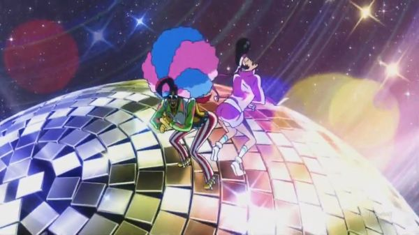 Space Dandy Wallpapers Top Free Space Dandy Backgrounds