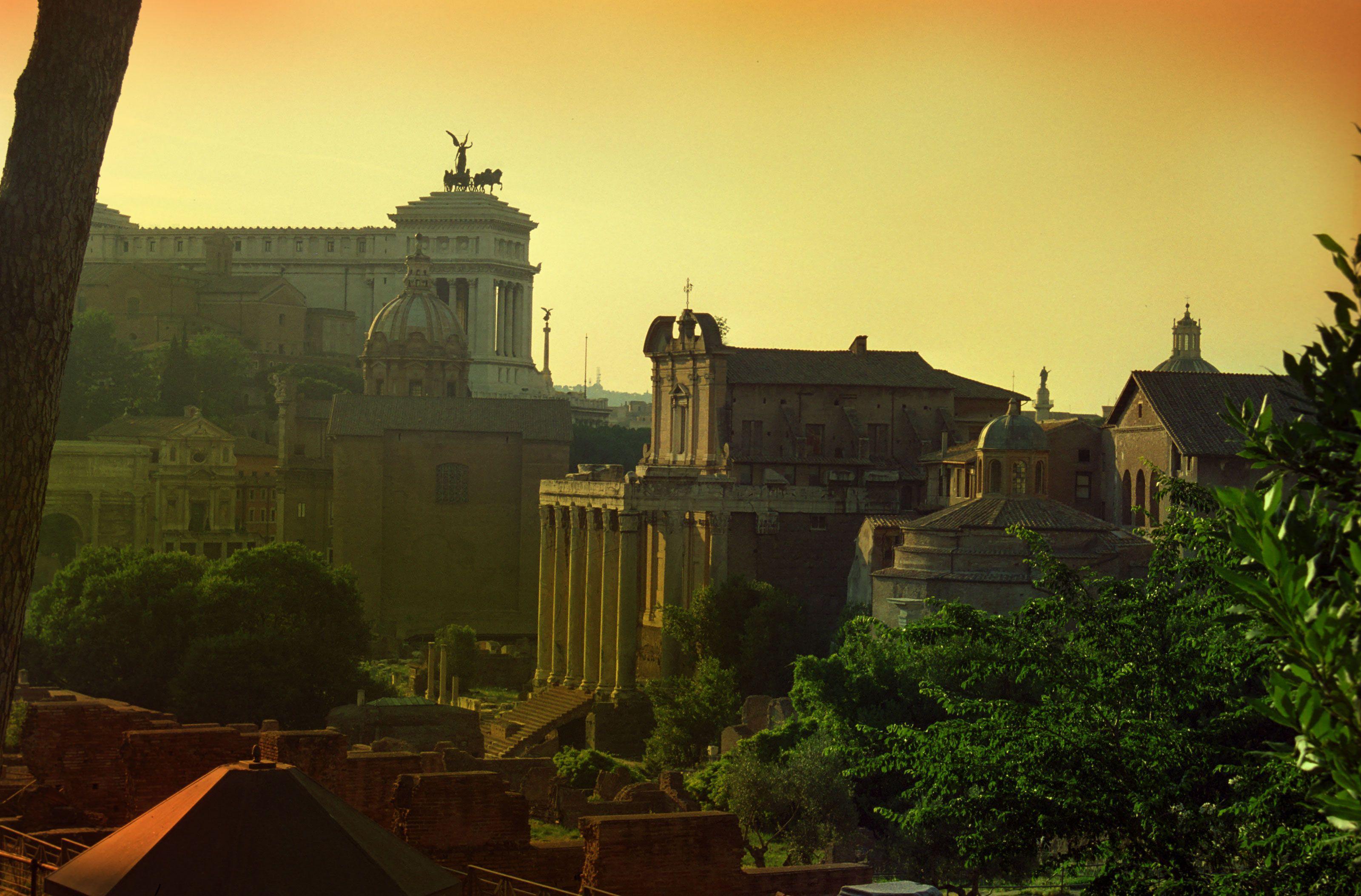 Ancient Roman Desktop Wallpapers