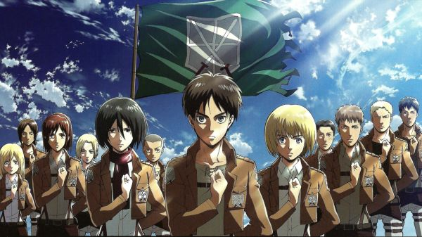 Attack On Titan Wallpapers - Top Free Attack On Titan ...