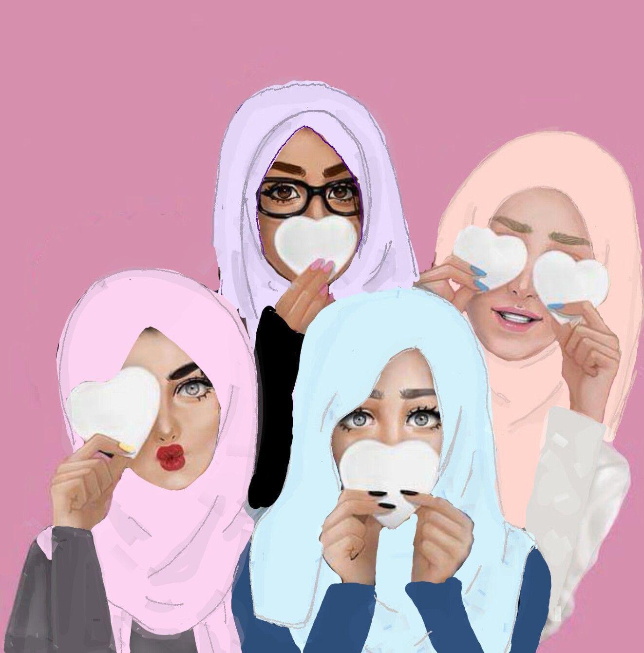 Se sei una donna musulmana che sente di difettare nell'adempimento dei propri. Hipster Girl Cartoon Wallpapers Top Free Hipster Girl Cartoon Backgrounds Wallpaperaccess