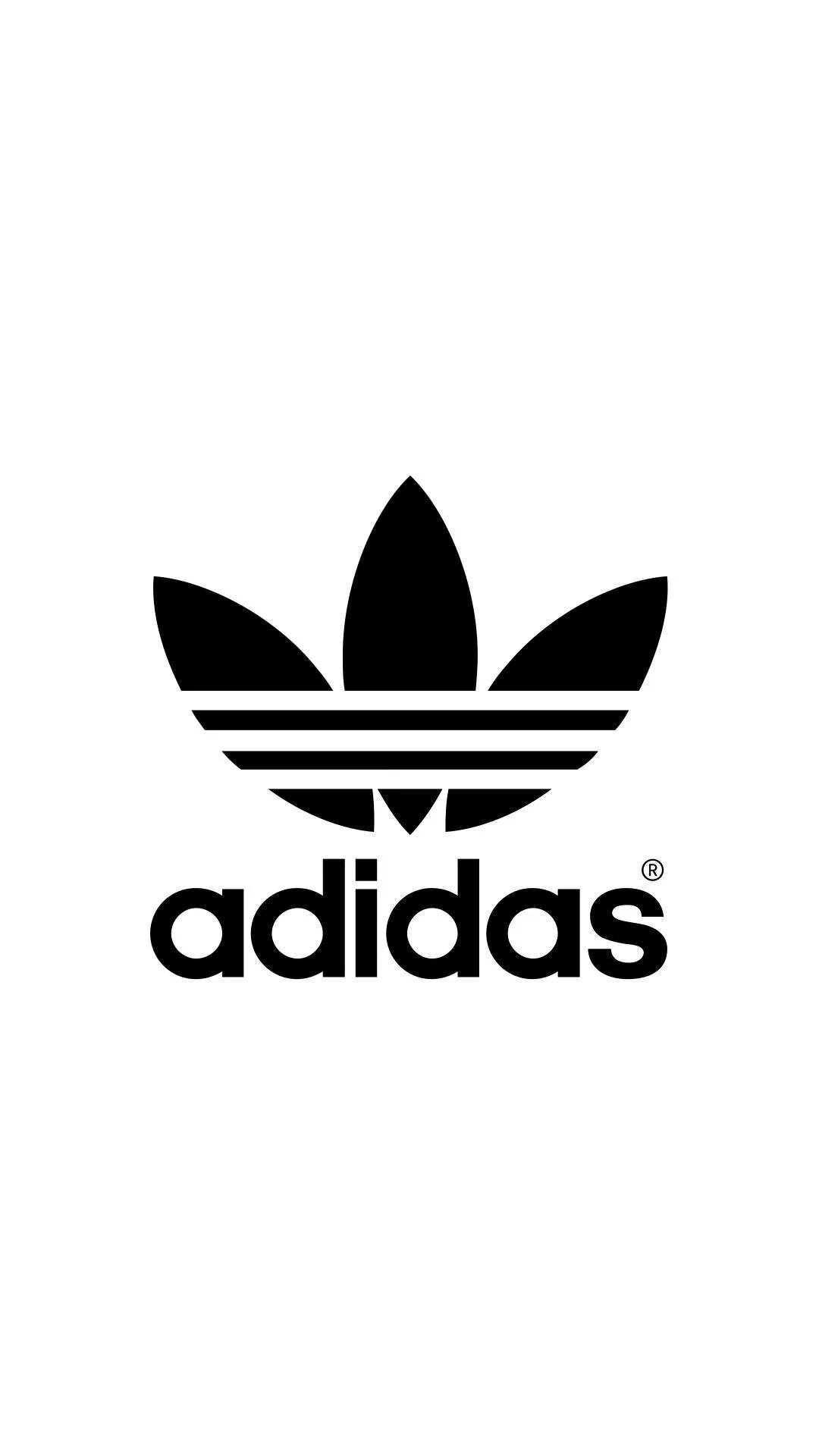 White Adidas Aesthetic Wallpapers