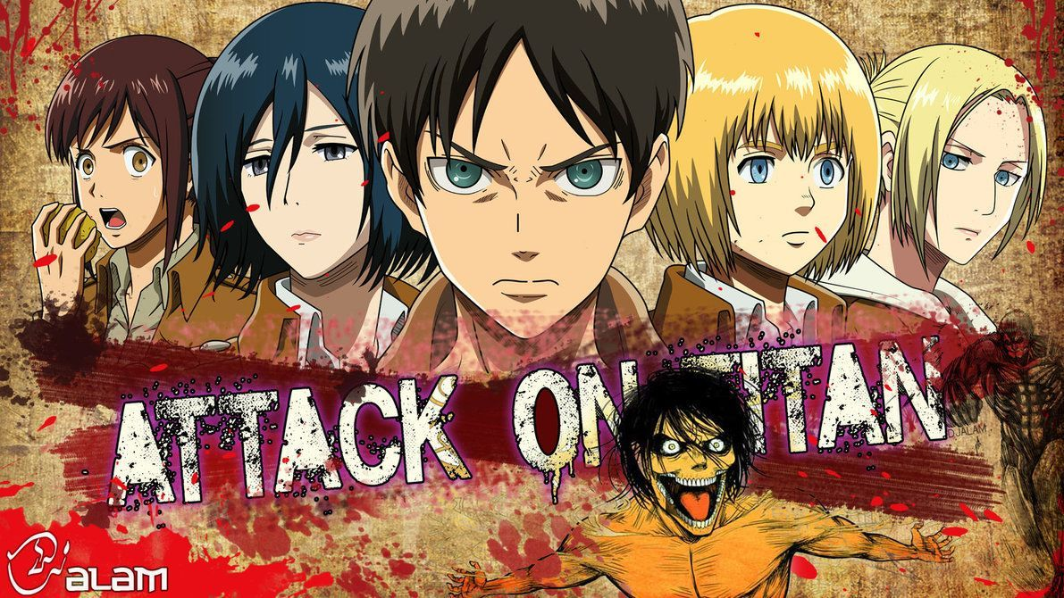 Download attack on titan 2 for windows & read reviews. Attack On Titan Characters Wallpapers - Top Free Attack On ...