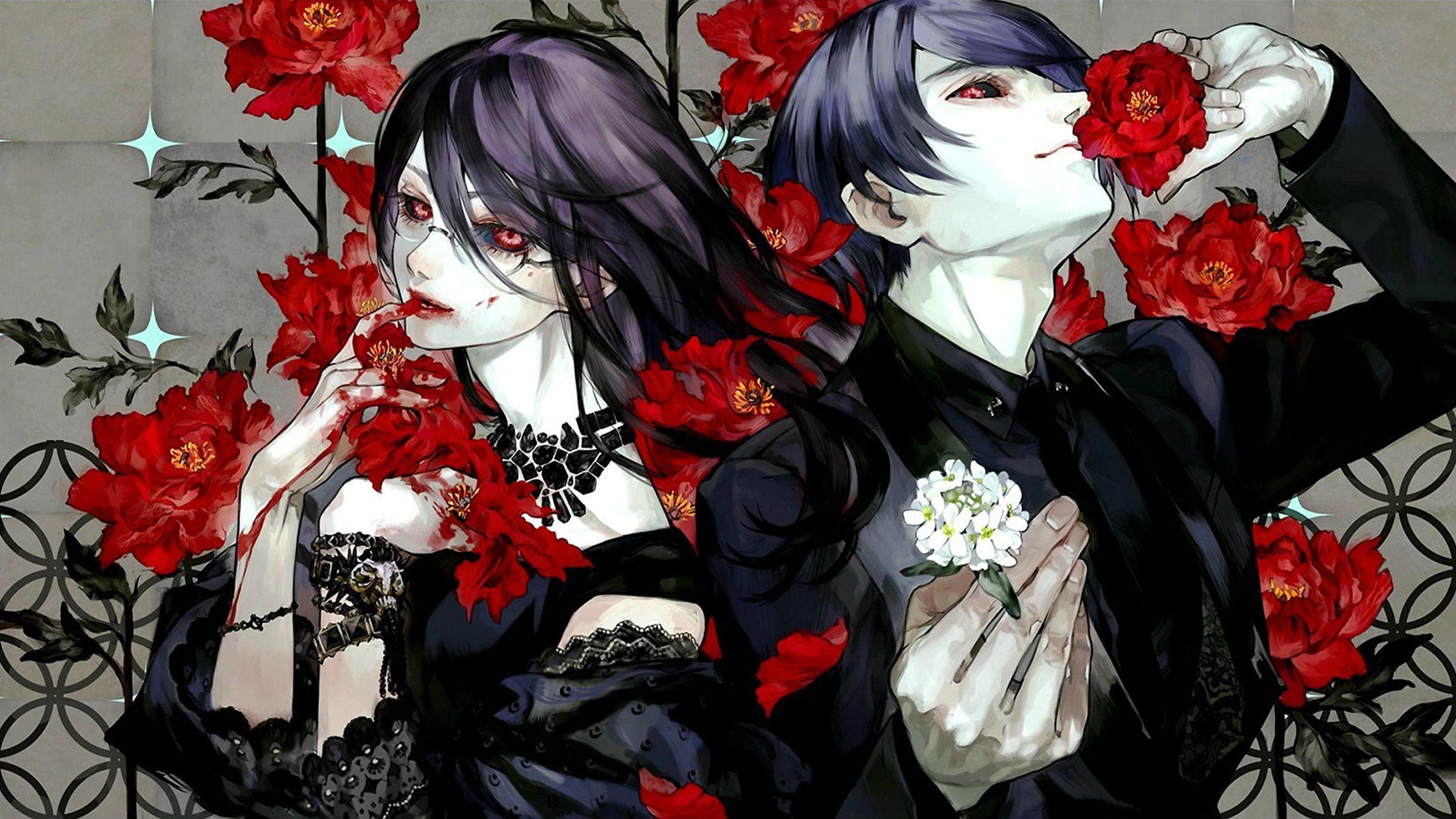 This wallpaper has been tagged with the following keywords: Kaneki and Touka Tokyo Ghoul Wallpapers - Top Free Kaneki ...