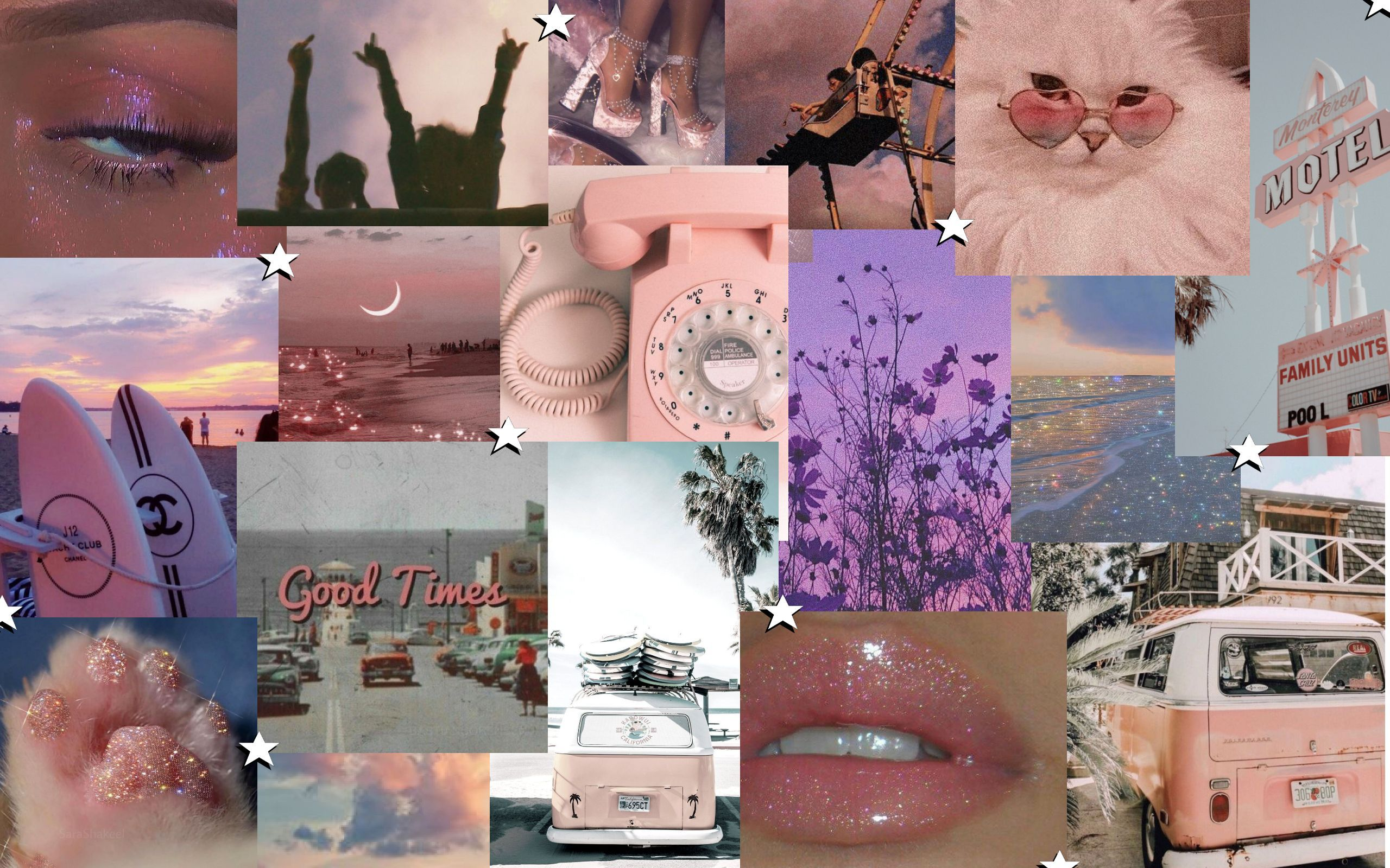 Aesthetic Macbook Wallpaper Collage Light Pink Novocom Top Allmacwallpaper provides wallpapers for your following macs aesthetic macbook wallpaper collage