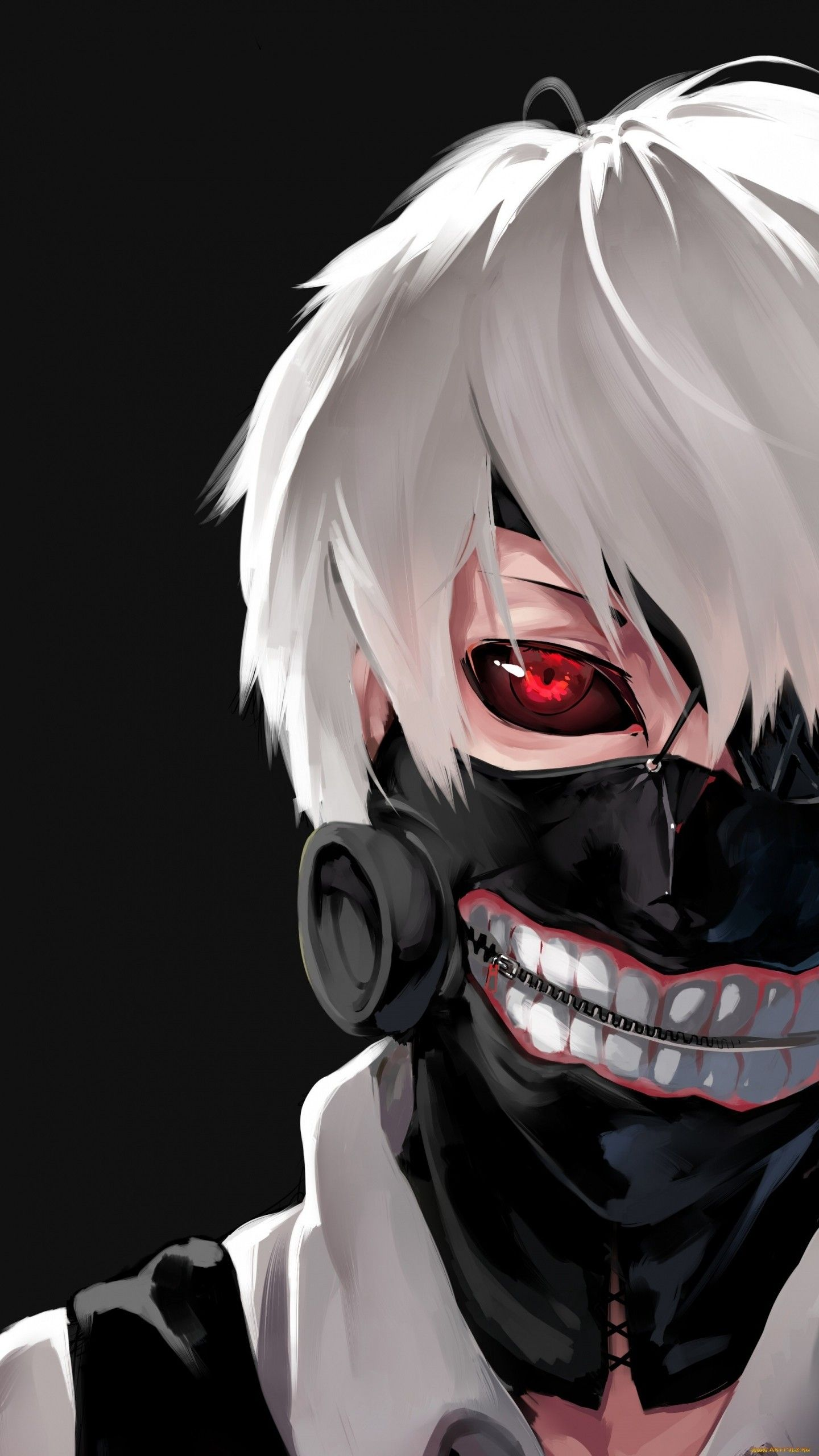 It might not be final hardware, but with. Tokyo Ghoul iPhone Wallpapers - Top Free Tokyo Ghoul ...
