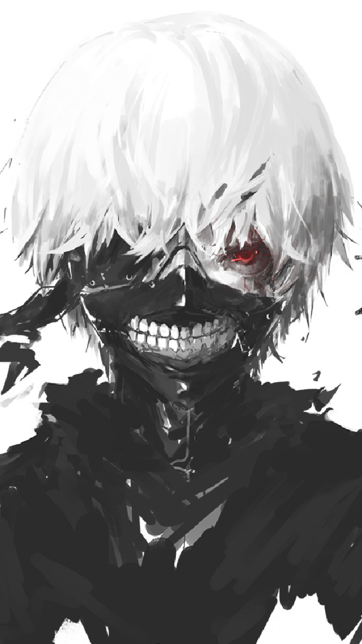 Tokyo ghoul phone wallpapers and background images for all your devices. Anime Tokyo Ghoul Kaneki Wallpaper Iphone - Singebloggg