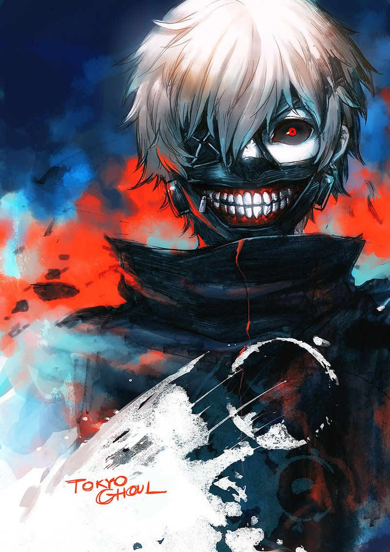 Choose from the iphone's default wallpaper selection or create your own vivid lock or home screen displays w. Tokyo Ghoul iPhone Wallpapers - Top Free Tokyo Ghoul ...