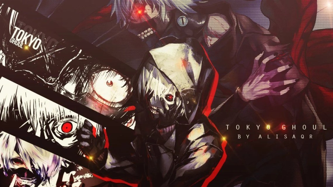 Tokyo Ghoul Wallpapers Top Free Tokyo Ghoul Backgrounds Wallpaperaccess