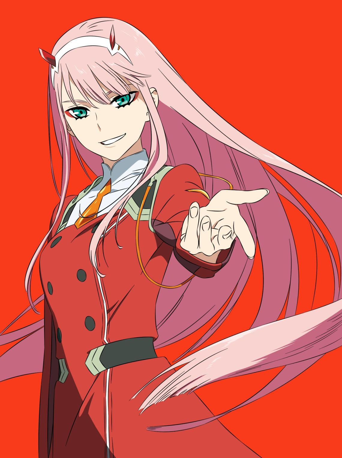 Zero Two Phone Wallpapers Top Free Zero Two Phone Backgrounds Wallpaperaccess