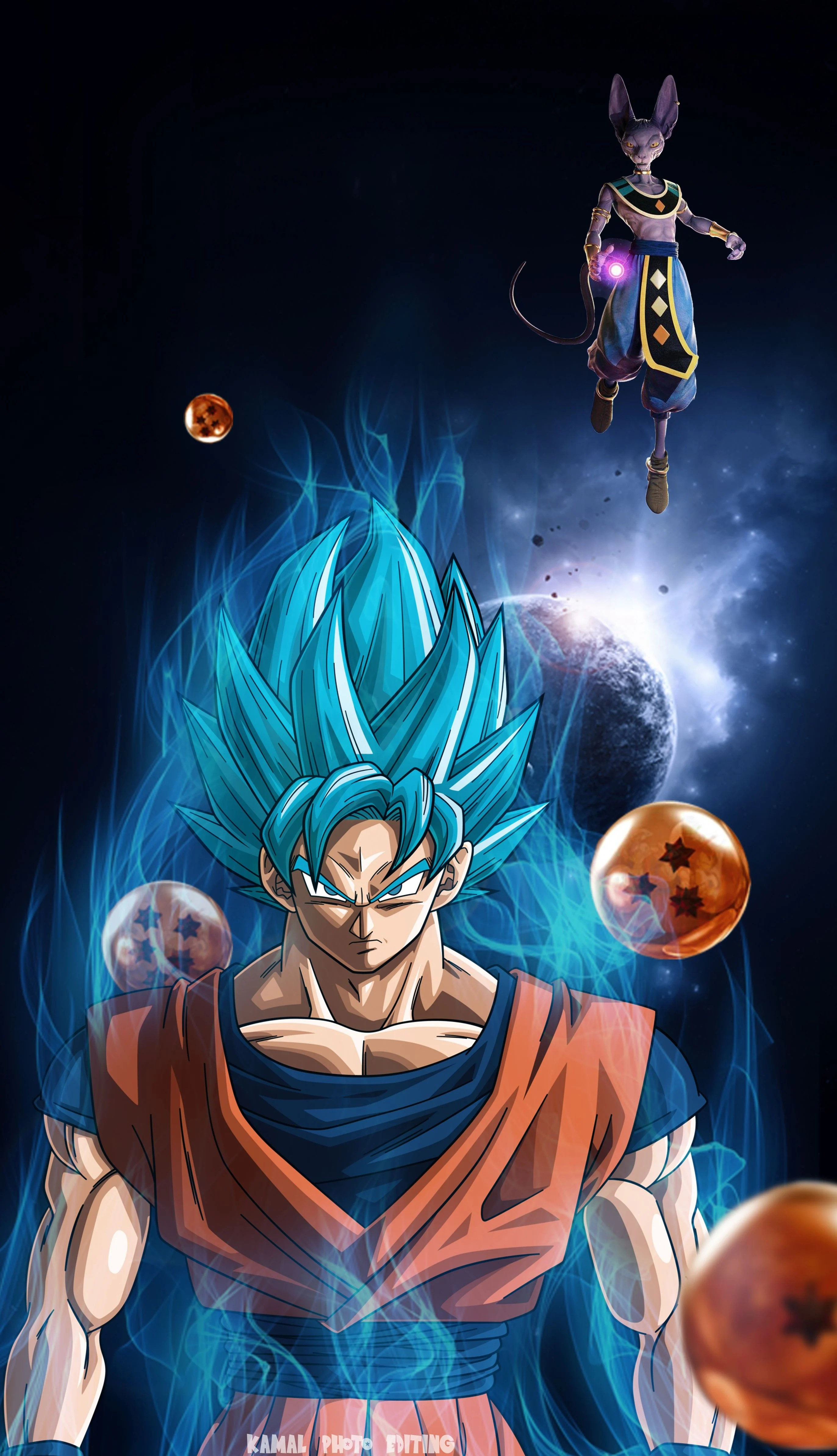 Start your search now and free your phone. Goku Dragon Ball Super Wallpapers - Top Free Goku Dragon ...