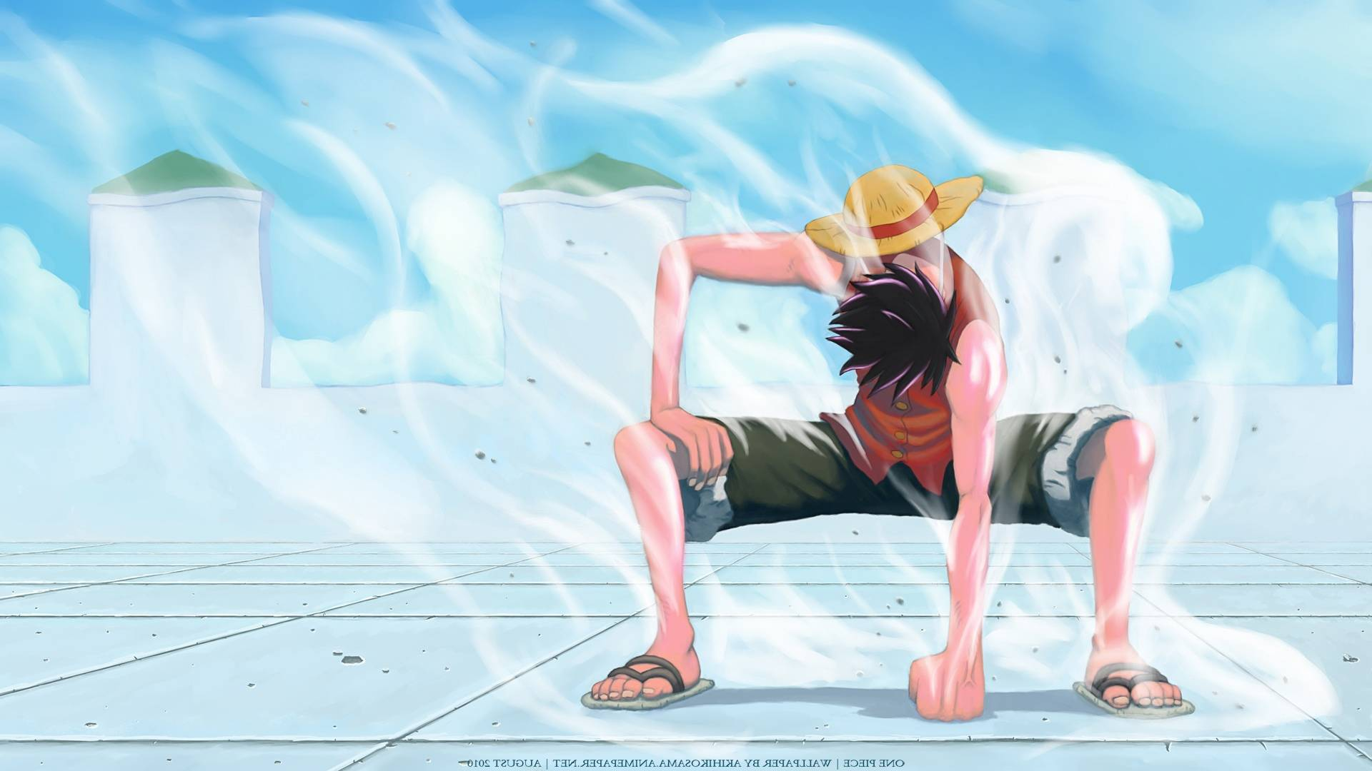 If you do not find the exact resolution you are looking for, then go for a … Luffy Gear Second Wallpapers Top Free Luffy Gear Second Backgrounds Wallpaperaccess