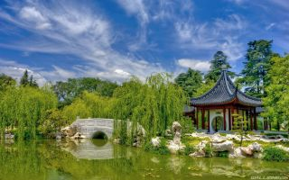 Chinese Garden Wallpapers   Top Free Chinese Garden ...