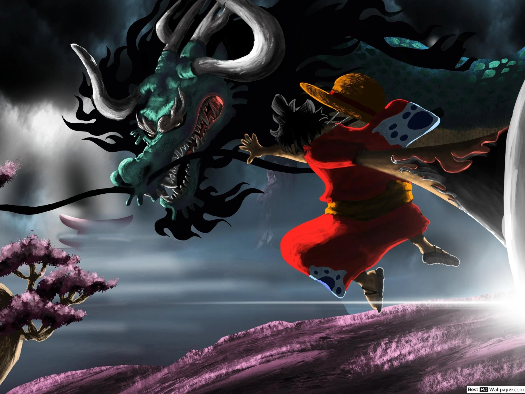 You can also upload and share your favorite software. Luffy Vs Kaido Wallpapers Top Free Luffy Vs Kaido Backgrounds Wallpaperaccess