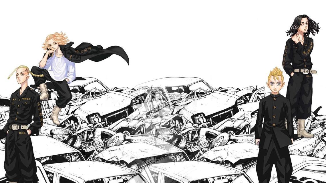 Tokyo Revengers Wallpapers Top Free Tokyo Revengers Backgrounds Wallpaperaccess