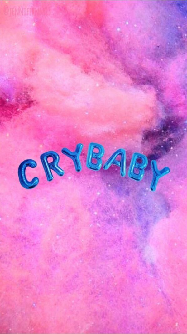 Cry Baby Aesthetic Wallpapers Top Free Cry Baby
