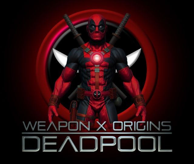 1920x1080 Wallpaper_hd_deadpool By Deadpool Marvel Png