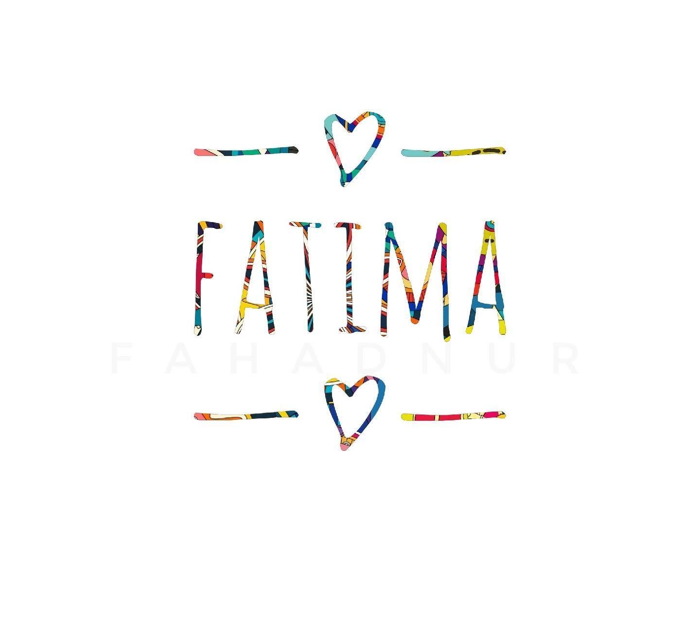 Fatima Name Wallpapers Top Free Fatima Name Backgrounds