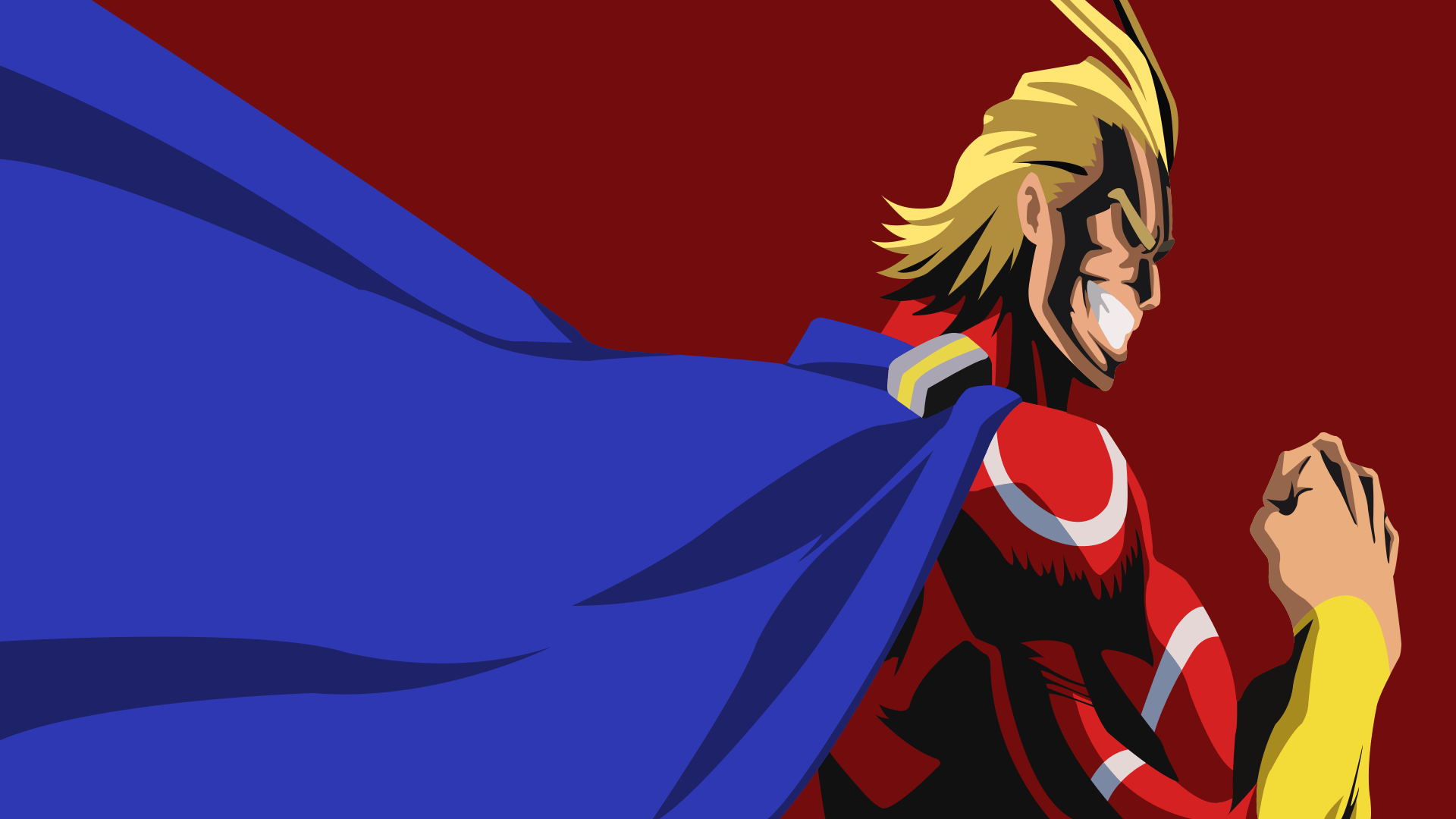 There is many background : All Might My Hero Academia Wallpapers - Top Free All Might ...
