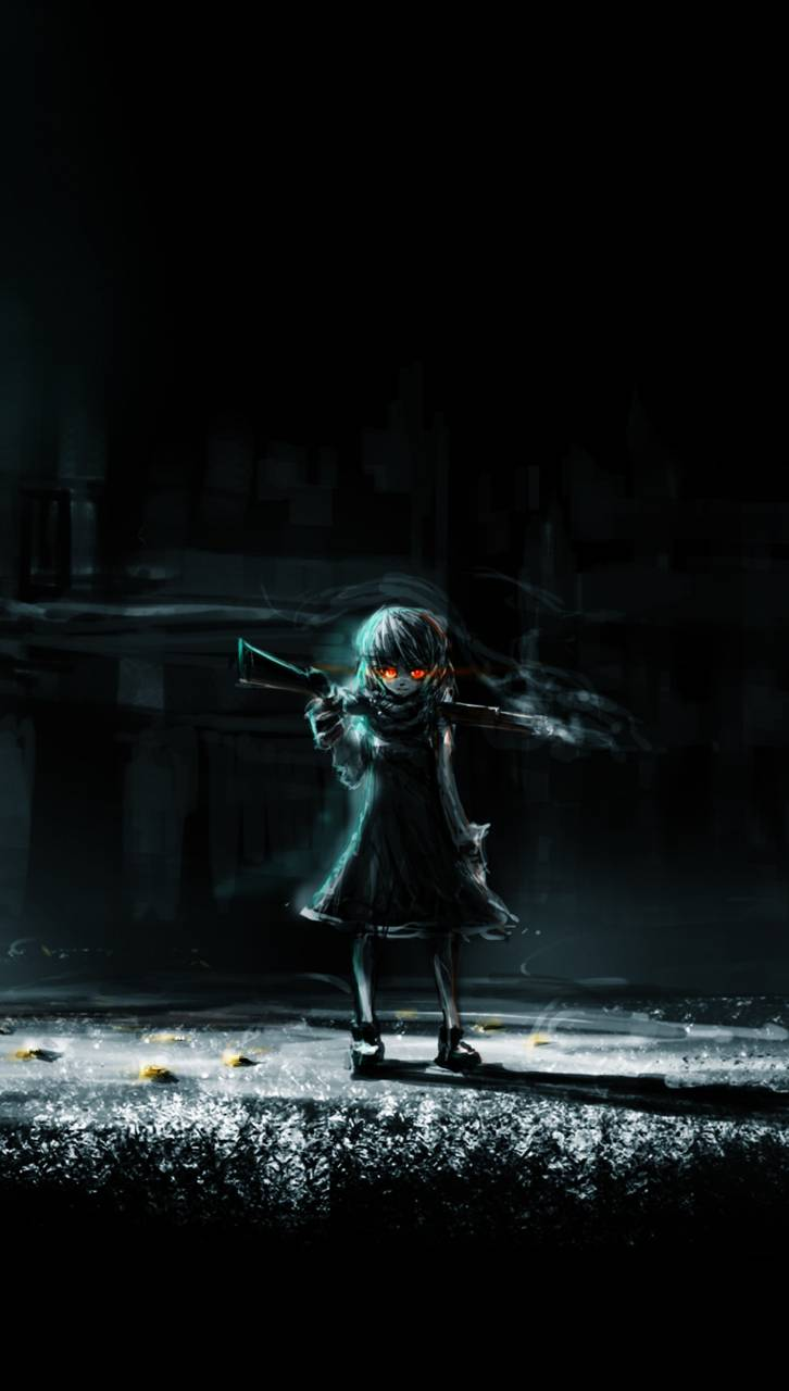 Dark Anime Phone Wallpapers Top Free Dark Anime Phone Backgrounds Wallpaperaccess