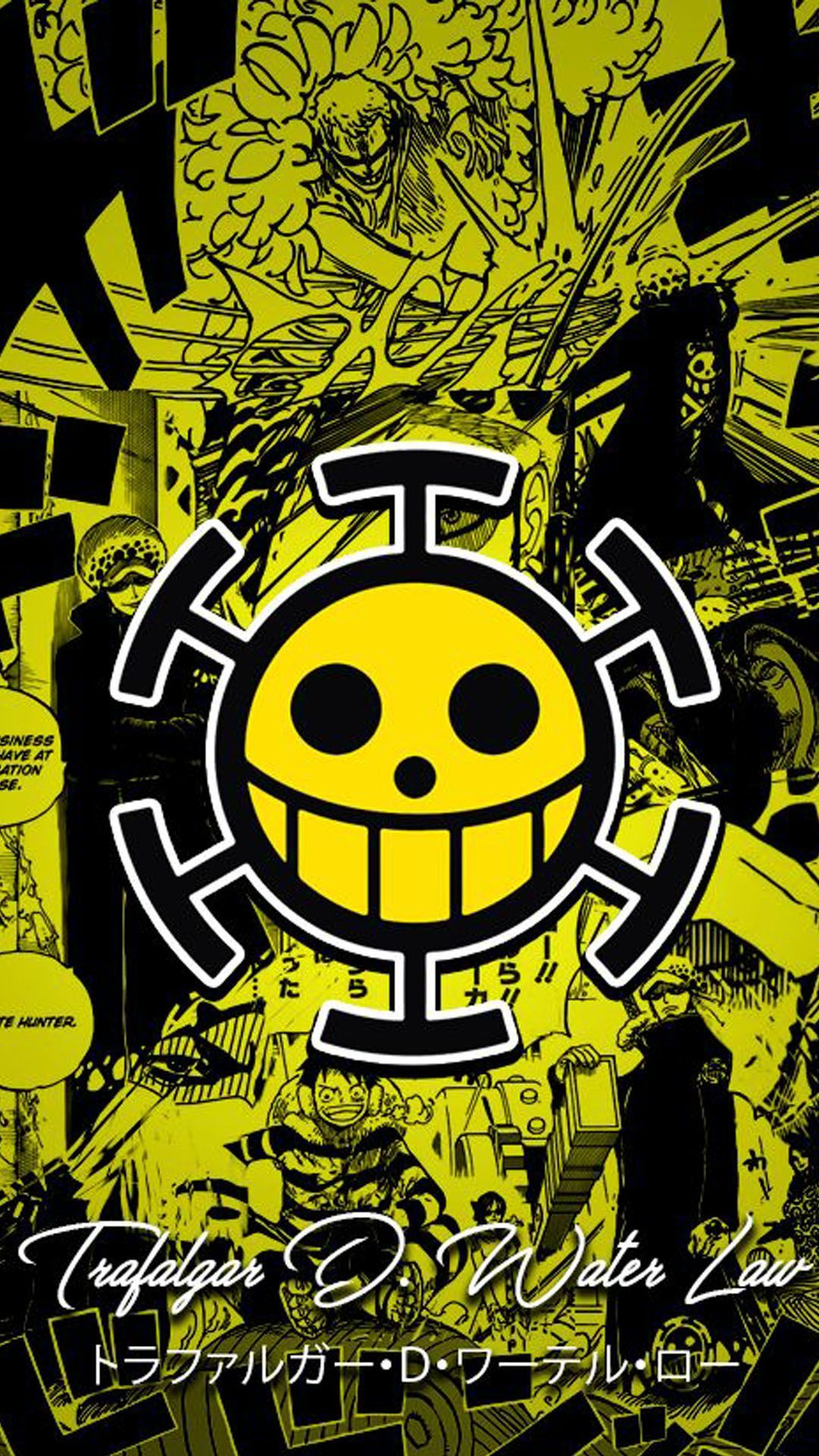 Live wallpapers are one of ios's neat if underused, features. Trafalgar Law iPhone Wallpapers - Top Free Trafalgar Law ...