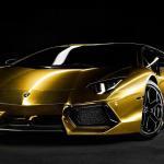 Gold Lamborghini Wallpapers Top Free Gold Lamborghini Backgrounds Wallpaperaccess