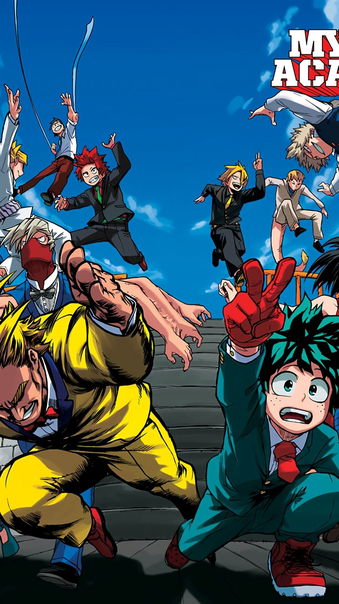 Discover more posts about my hero academia wallpaper. My Hero Academia iPhone Wallpapers - Top Free My Hero ...