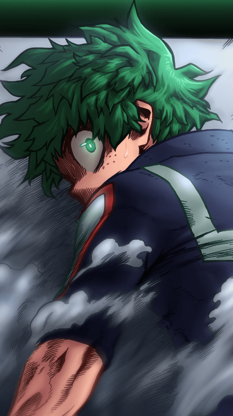 Live wallpaper is an exciting and novel way of spicing up your smartphone's home and lock screens. My Hero Academia iPhone Wallpapers - Top Free My Hero ...
